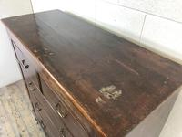 Large 19th Century Inlaid Mahogany Chest of Drawers (4 of 12)