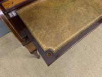 Maple & Co Inlaid Mahogany Tambour Cylinder Desk (13 of 22)
