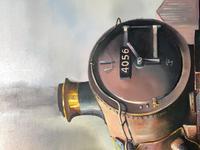Oil Painting Railway Train Engine Princess Margaret 4056 Signed Ken Allsebrook (4 of 30)