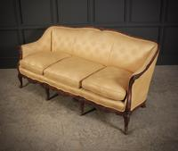 French Walnut Couch (5 of 16)