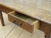 Antique French Ash Coffee Table (4 of 8)