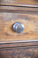 Antique Mahogany Chest of Drawers (8 of 12)