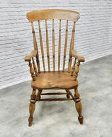 Large 'Grandfather' Windsor Armchair (5 of 7)
