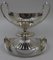 Antique Victorian Silver Tureen - Sheffield 1899 (6 of 7)
