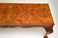 Antique Burr  Walnut Coffee Table (5 of 9)