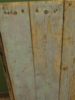 Rustic Painted Beach Shoes Cabinet, Boat House, Beach Hut Shabby Chic Cabinet (5 of 18)