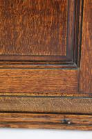 Georgian Oak Hanging Corner Cupboard (11 of 13)