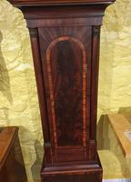 8  Day Scottish Mahogany Longcase Clock (3 of 7)