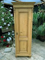 Fabulous Old Stripped Pine Pine Cupboard / Cabinet/ Wardrobe (2 of 11)
