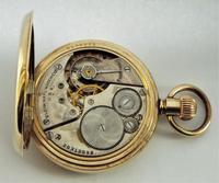 1925 Elgin Full Hunter Pocket Watch (2 of 6)