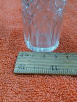 Antique Cut Glass Scent Bottle with Stopper C1890 (2 of 7)