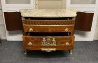 Finest Quality French Antique Commode Chest of Drawers (6 of 32)