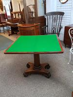 Antique card table (4 of 5)