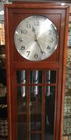 Art Deco Eight Day Chiming Longcase Clock, Fabulous Piece (4 of 13)