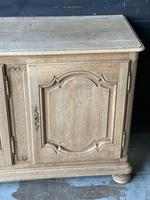 Large French Bleached Oak Enfilade or Sideboard (15 of 19)