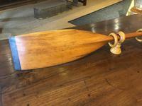 Wooden Boat Oar (4 of 7)