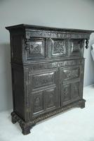 17th Century Oak Press Cupboard (7 of 8)