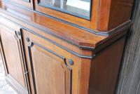 English Oak & Ebonised Bookcase c.1870 (4 of 8)