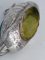 Silver Duck Pin Cushion (6 of 7)