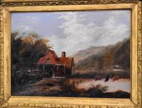 Victorian Oil Painting by B.L.Williams (4 of 8)