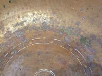 Fine LRI Borrowdale Arts & Crafts Hand Beaten Copper Bowl c1910 (5 of 6)