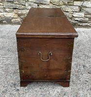 Large Antique Anglo Indian Trunk (15 of 26)