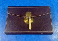 Victorian Leather Dated Pocket Book (4 of 14)