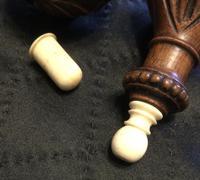Walnut Bell Push (5 of 5)