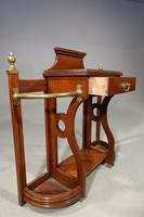 Good Early 20th Century Oak Hall Stick Stand (2 of 5)