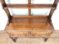 Early 20th Century Antique Oak Dresser (2 of 12)