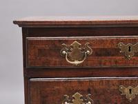18th Century & Later Veneered Chest of Drawers c.1920 (9 of 10)