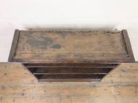 Antique Oak Wall Hanging Shelves (M-1939) (5 of 9)