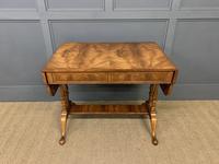 Good Burr Walnut Sofa Table c.1900 (19 of 19)