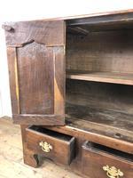 18th Century Welsh Oak Carmarthenshire Coffer (18 of 20)