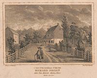 Joseph Heath & Co. The Residence of Richard Jordan, New Jersey' c.1835 (5 of 5)