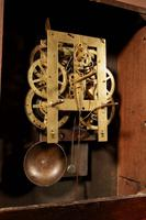 An Interesting Drop Dial American Wall Clock, Second Half 19th century. (11 of 12)