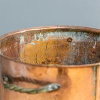 Victorian Copper Wood Bin (4 of 7)
