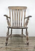 Antique Farmhouse Windsor Armchair (9 of 13)