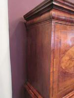 Stunning William & Mary Period Walnut Inlaid Escritoire (2 of 17)