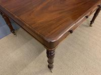 Victorian Period Mahogany Partners Writing Table (7 of 16)