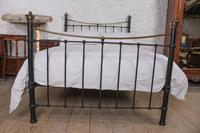 Classic Edwardian Dip Rail Brass and Black (2 of 6)