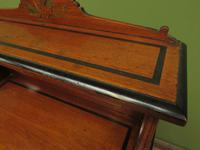Antique Aesthetic Movement Music Cabinet with fall front & hand painted design (11 of 14)