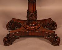 Very Good Rosewood Card Table William IV (7 of 9)