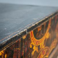 'Free Gardens Society' Painted Chest (5 of 10)