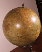 Globe Terrestre J.lebègue & Cie c.1890 (8 of 13)