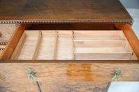 Figured Walnut Veneer Sideboard (12 of 12)