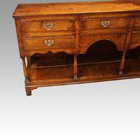 Antique oak pot board dresser (8 of 13)