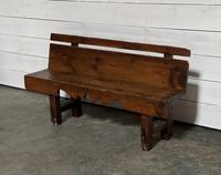 Rustic French Hall Bench (8 of 23)