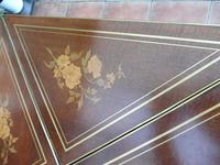 Maple & co Mahogany Inlaid Card Table / Games Table (2 of 14)