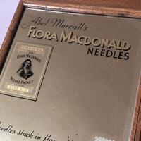 Counter Top Haberdashery Cabinet Abel Morrall's Flora Macdonald Needles c.1930 (3 of 9)